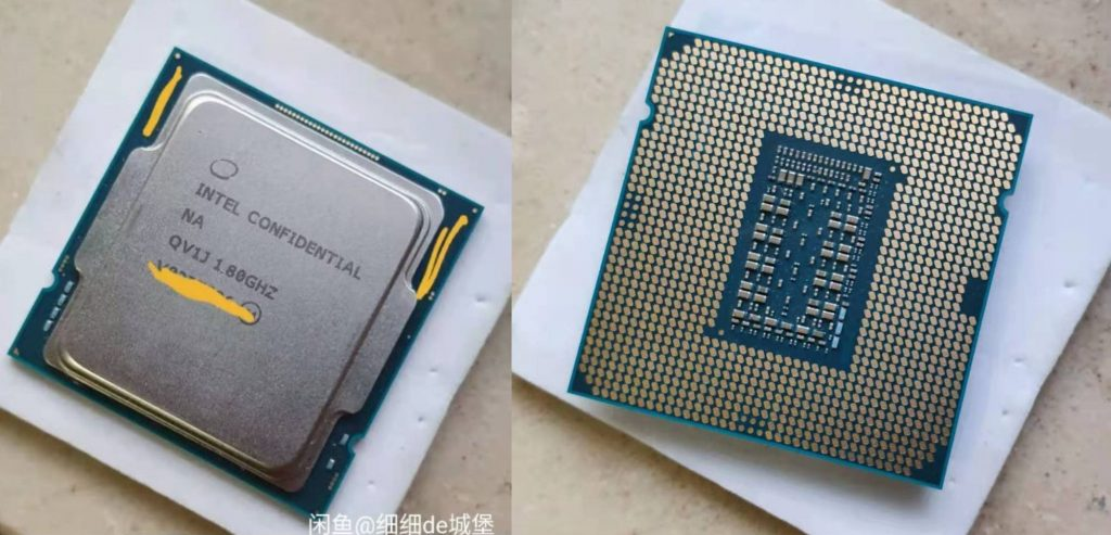 Intel Core Gen 11