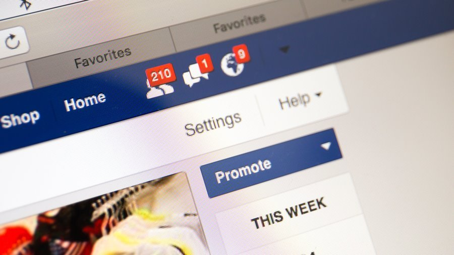 Facebook New Feed