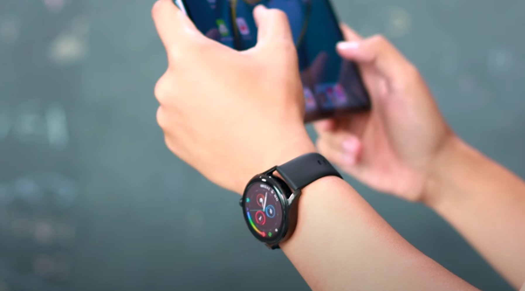 HUAWEI Watch3 Active Edition
